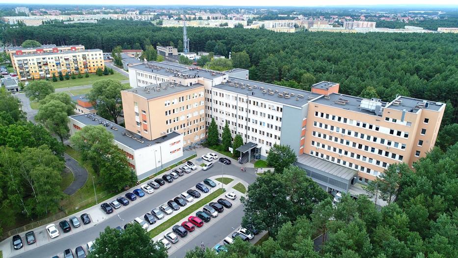 Wielospecjalistyczny Szpital SPZOZ